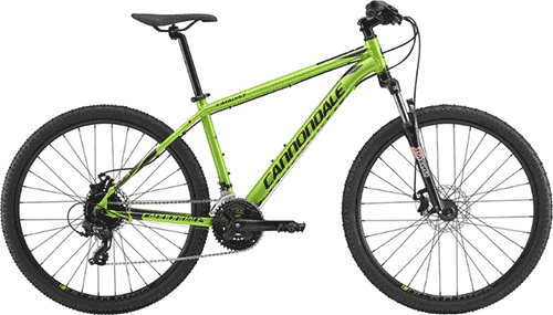 Reveiew Of Cannondale Catalyst 4