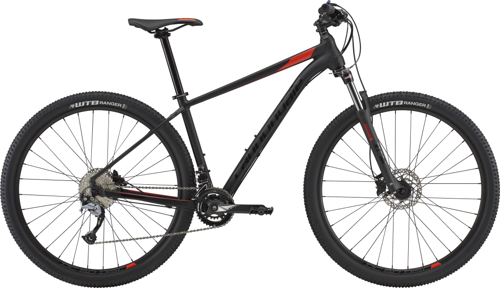 cannondale trail 6 bicycle review
