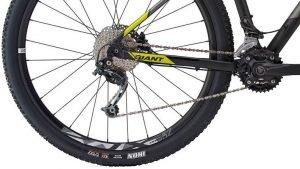 Giant Talon 2 Bicycle casette derailleur