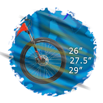 Mountain Bike TIre Size