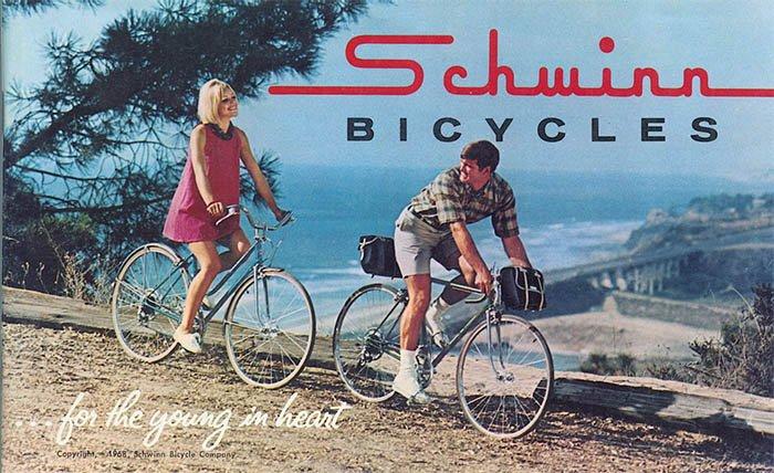 Schwinn old commercial