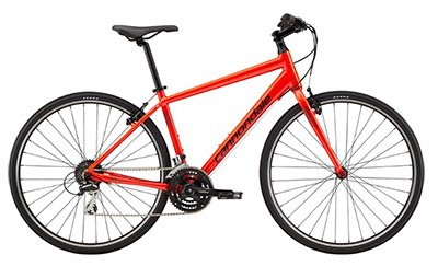 Cannondale Quick 7 as one of the best beginner road bikes