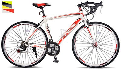 Merax Finiss RX 5.0 as best road bike under $300