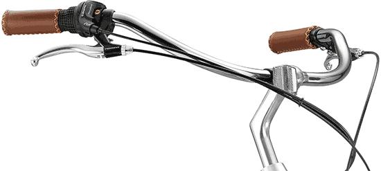 cruiser bike wavey handlebar