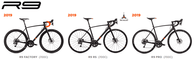 Orange Road Bikes