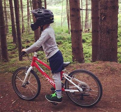 Woom 4 bike