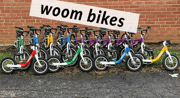 woom bikes review