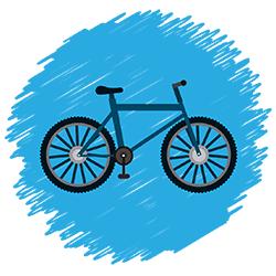 Mountain Bikes section