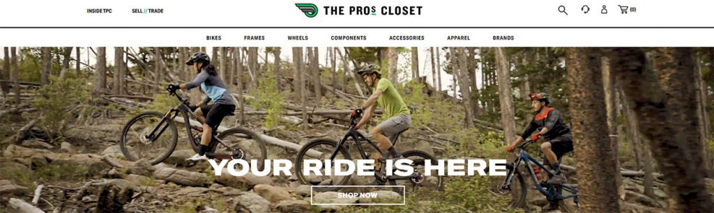 The Pros Closet overview