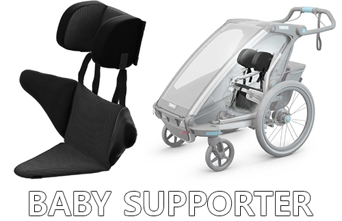 thule chariot lite baby supporter kit