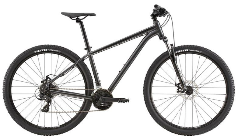 cannondale trail mountain bike