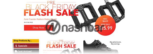 Nashbar Black Friday deals