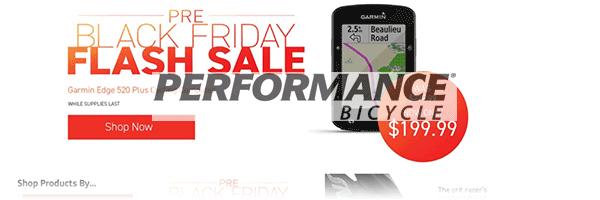 Performance Bike Black Friday deals
