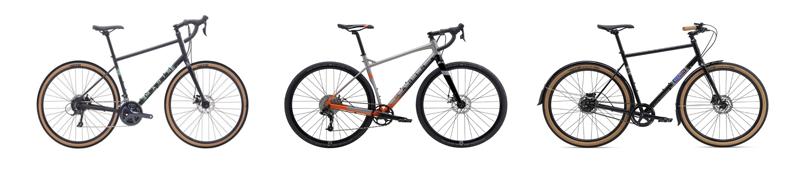 marin drop-bar bikes