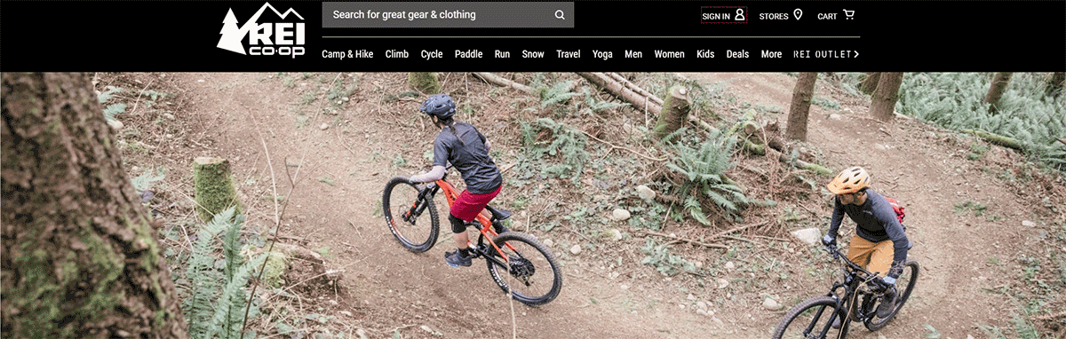REI Cycling Overview