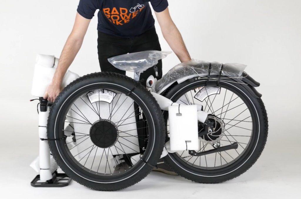 Rad Power Bikes Assembly