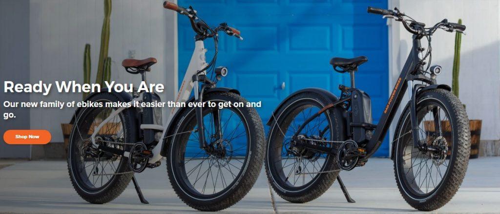Rad Power Bikes Overview