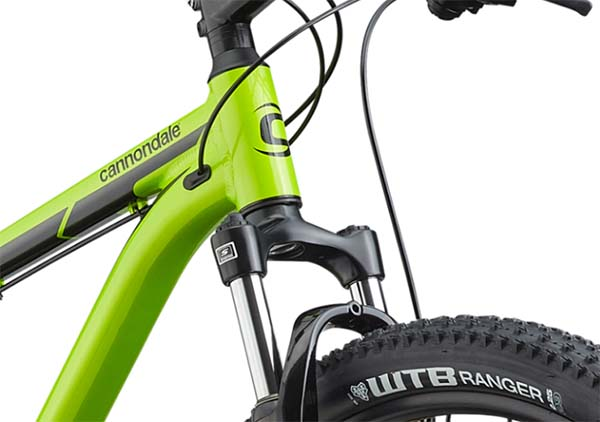 Cannondale Trail 8 internal routing