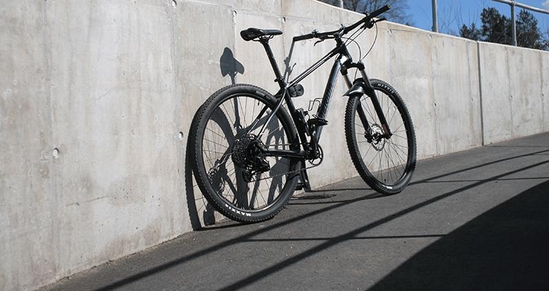 merida big nine 400 bike