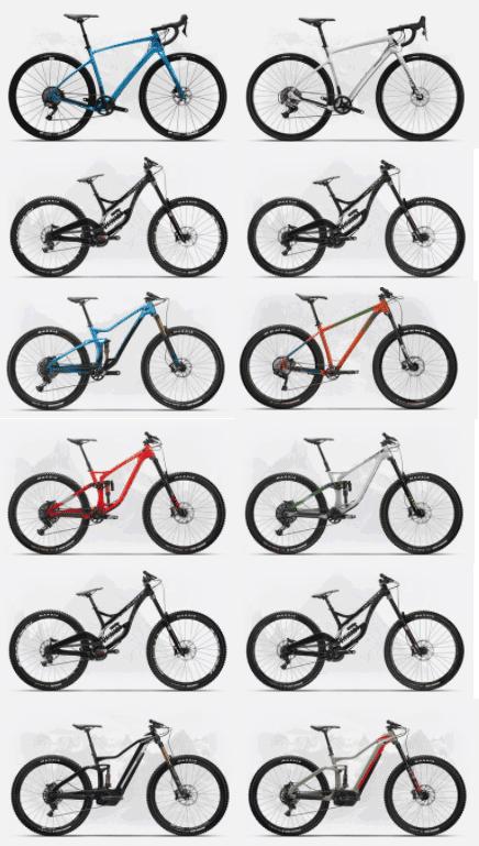 all devinci bikes