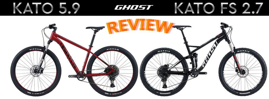ghost kato 5.9 versus kato fs 2.7