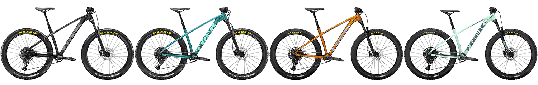 roscoe 7 bikes