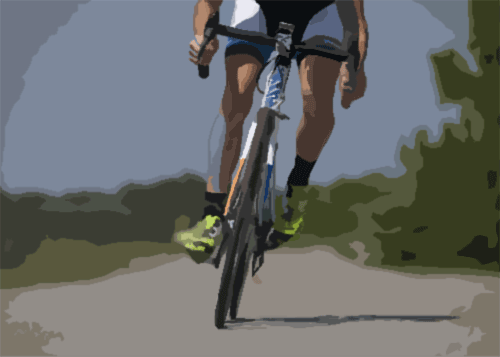 road performance cyclist