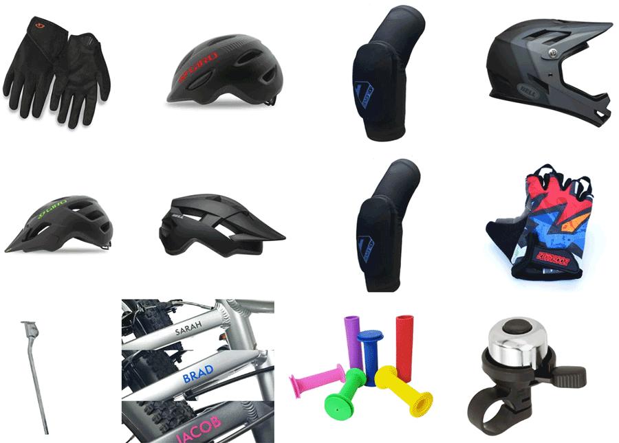 prevelo bikes accessories