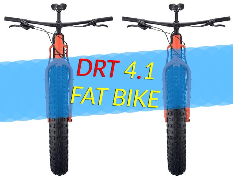 co-op drt 4.1 fat tire bike review