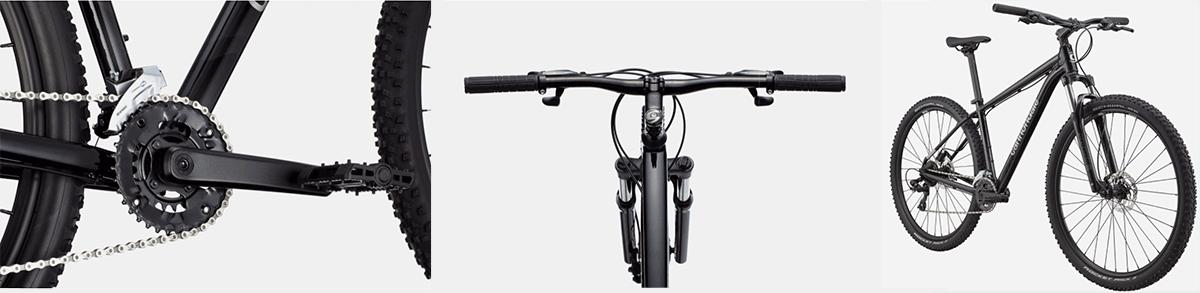 cannondale trail bike