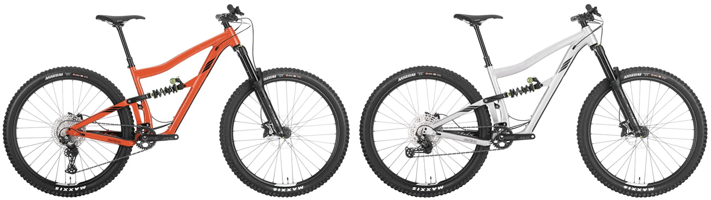 ibis cycles ripmo af deore coil