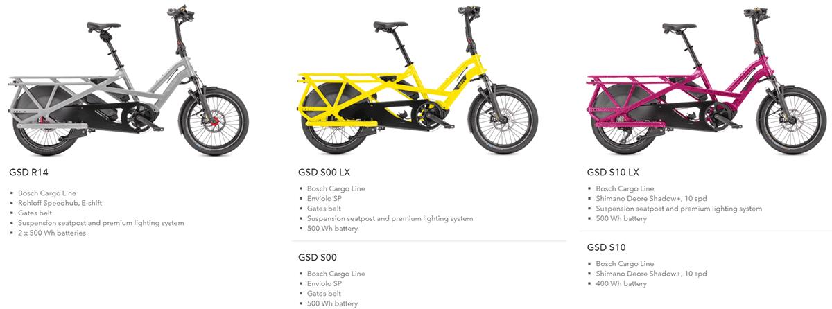 tern gsd bikes