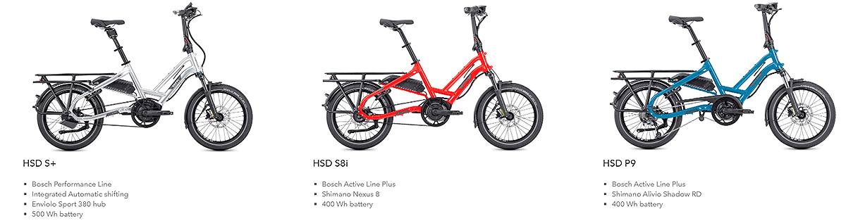tern hsd bikes