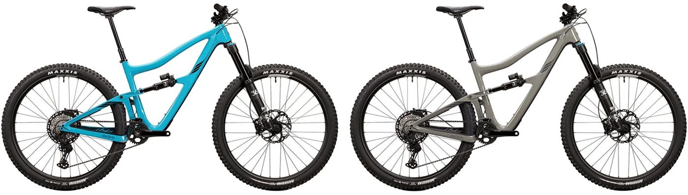 ibis ripmo mountain bikes