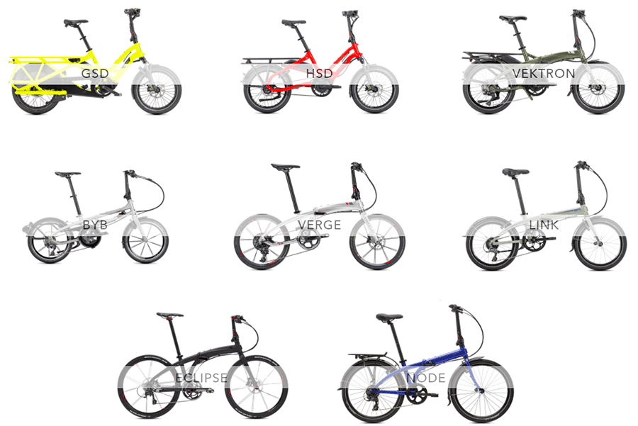 all tern foldable bicycles
