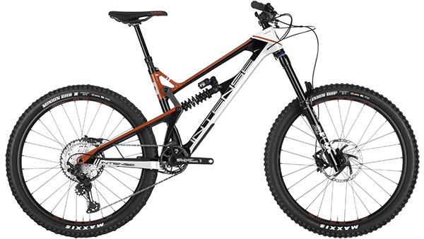 intense tracer enduro bike