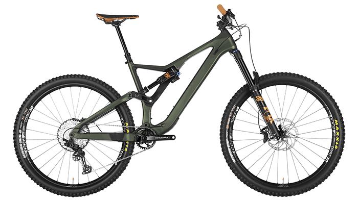 orbea rallon mountain bike