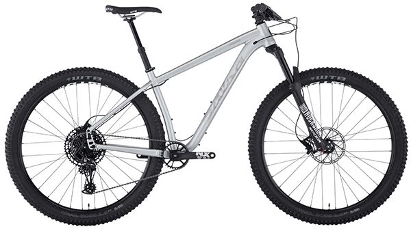 salsa timberjack nx eagle trail bike