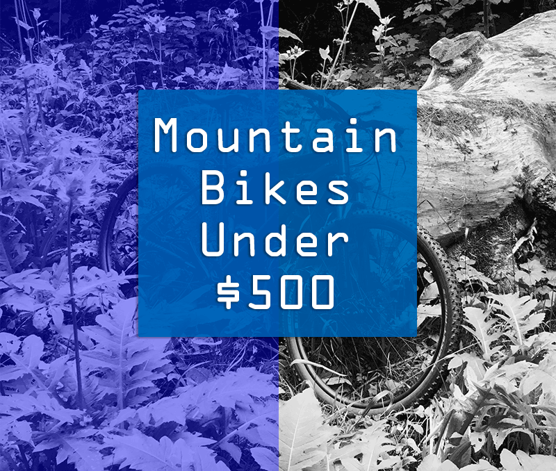best cheap under 500 mountain bikes