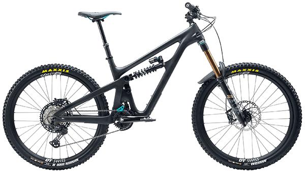 yeti sb full suspension mountain bike