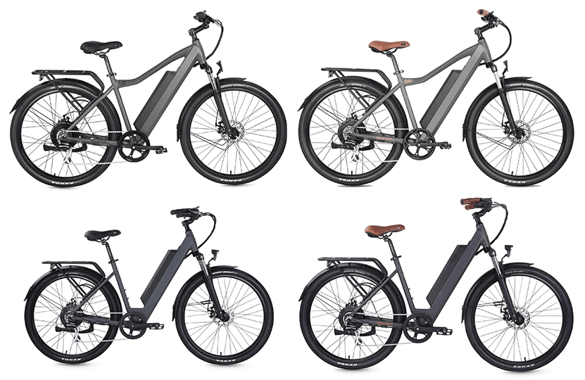ride1up 500 series - cheap electric bike but good specs
