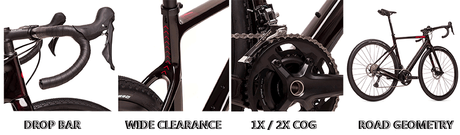 gravel bike essential features