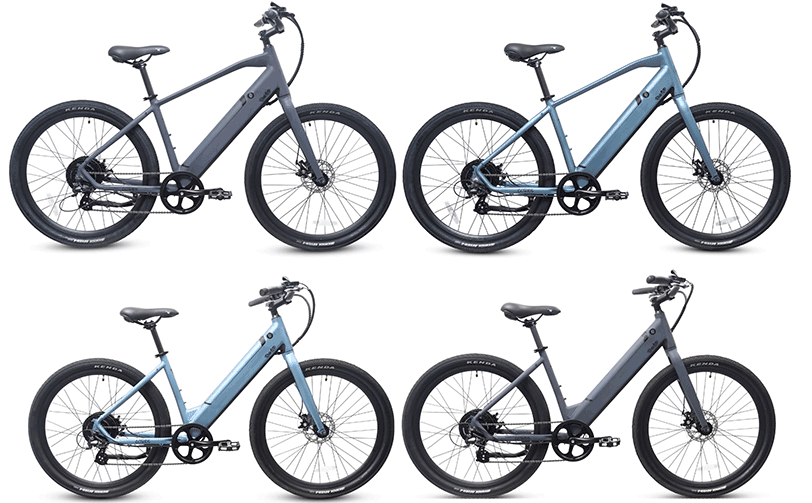 One of the most affordable ebike class 3 with throttle - Ride1UP Core5