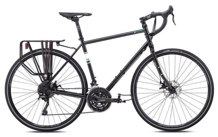 fuji touring bike