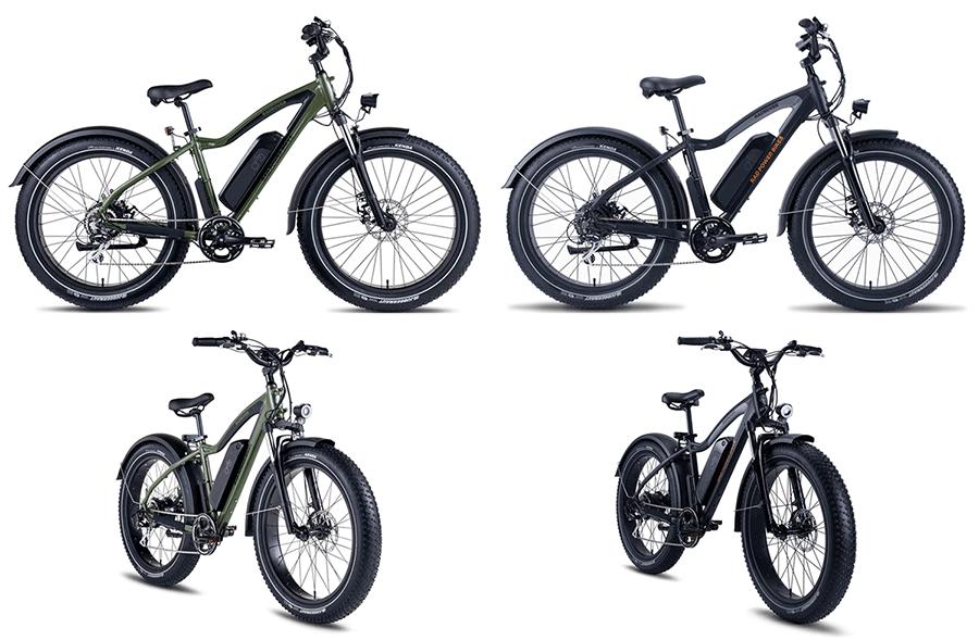 radpower electric fat tire mountain bike