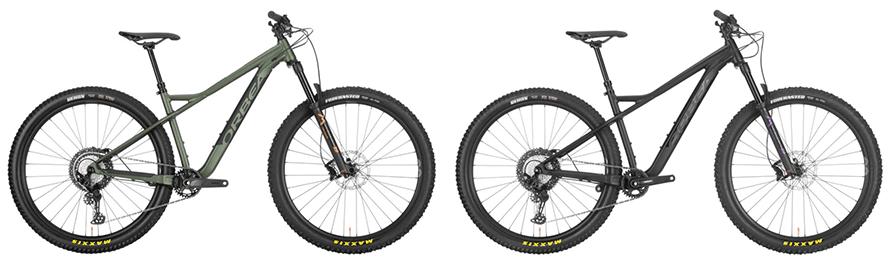orbea laufey mens hardtail mountain bikes