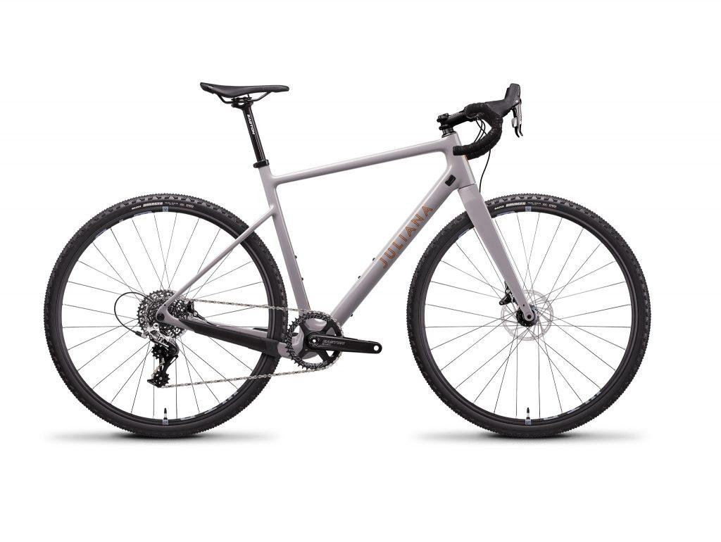 Juliana Quincy carbon gravel bike