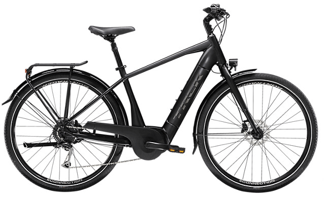 trek verve 3+ electric hybrid bike