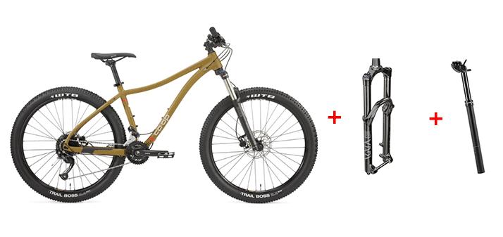 upgrading bicycle