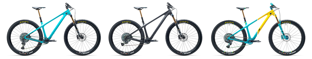 yeti arc hardtail bikes